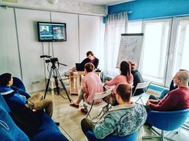 Свердловская киностудия запускает школу, где будут обучать востребованным кинопрофессиям абсолютно бесплатно