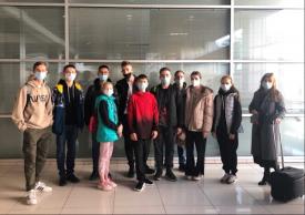 10 свердловчан отправились во Всероссийский детский центр «Смена»